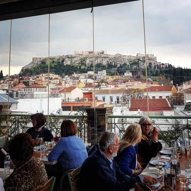 Savvas Restaurant, Athens