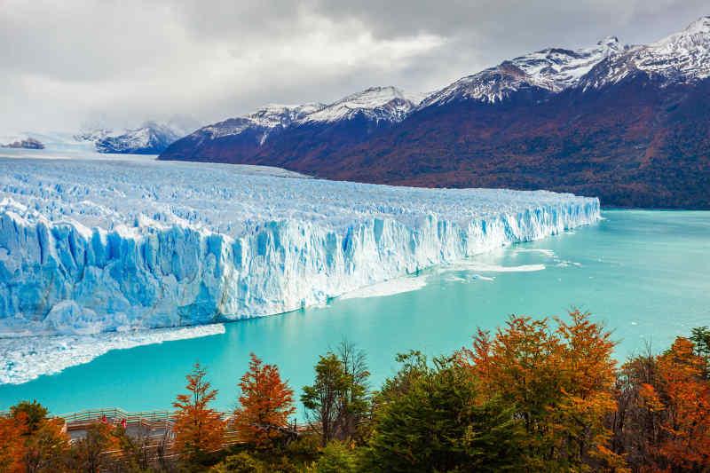 Perito Moreno Glacier • Parque Nacional Los Glaciares, Argentina