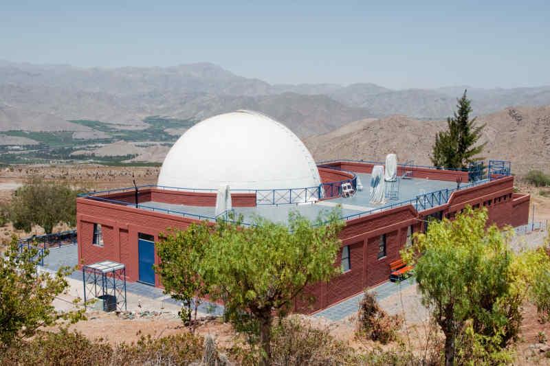 Cerro Mamalluca Observatory • Elqui Valley, Chile