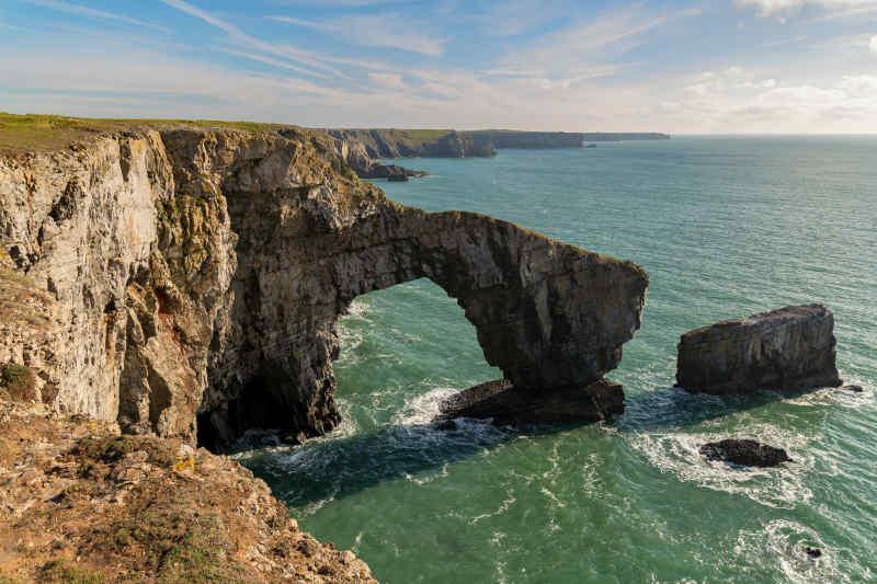 Green Bridge • Pembrokeshire, Wales