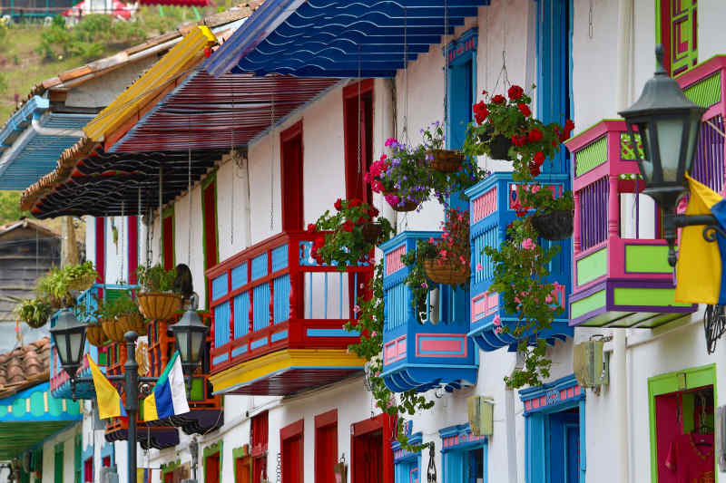 Most beautiful city in colombia