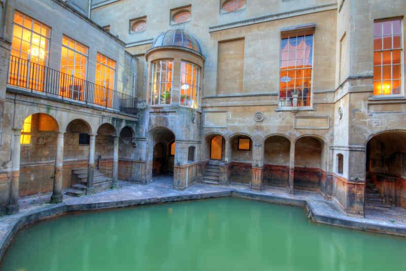 Bath • England
