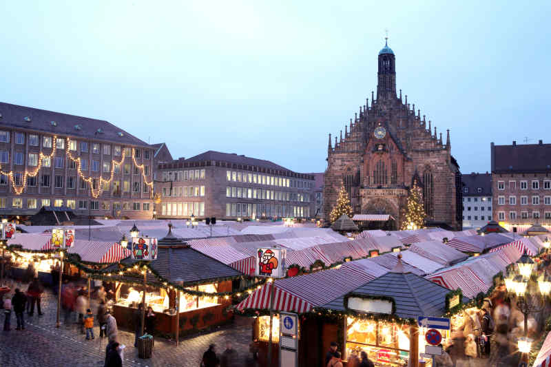 Christkindlesmarkt • Nuremberg, Germany