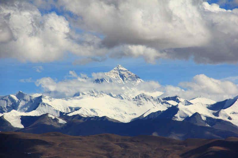 Mount Everest • Himalaya Mountains