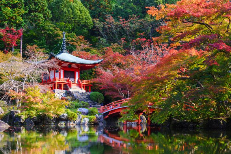 Ancient Kyoto, Japan