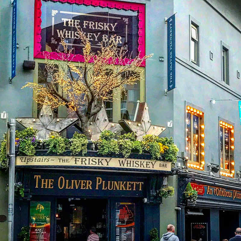 The Oliver Plunkett in Cork