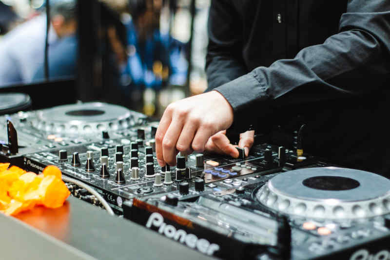 London England DJ