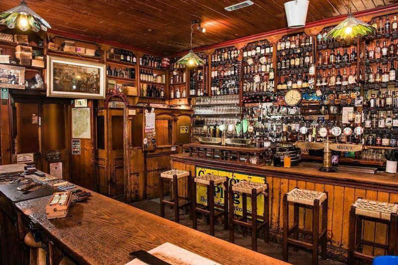 Dick Mack's in Dingle