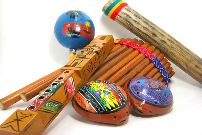 Mexican Instruments