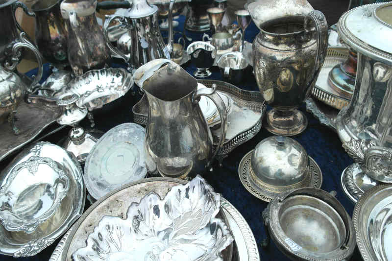 Taxco Silver from Mexico