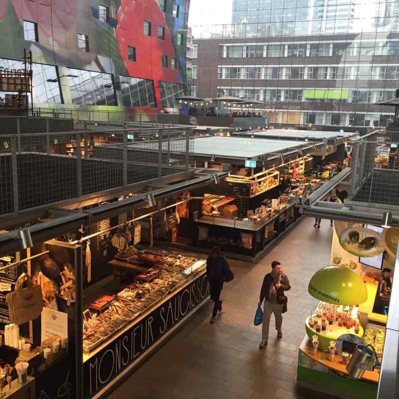 Markhal Rotterdam, Netherlands