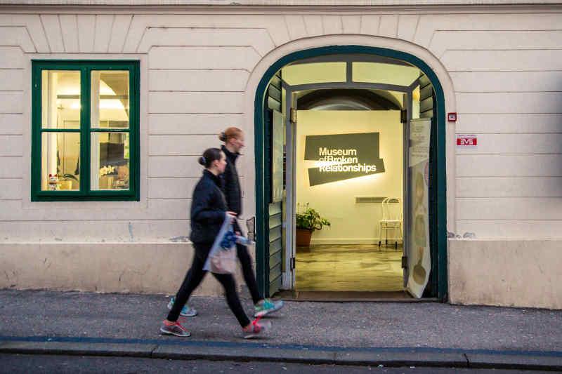 Museum Of Broken Relationships • Zagreb, Croatia