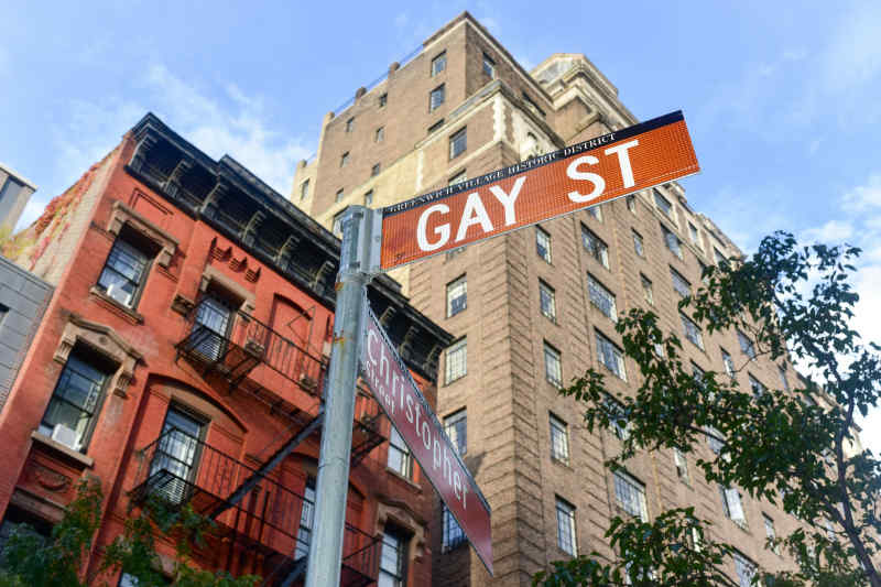 Gay Street • New York City
