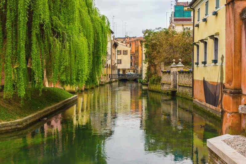 Travel to Treviso Italy