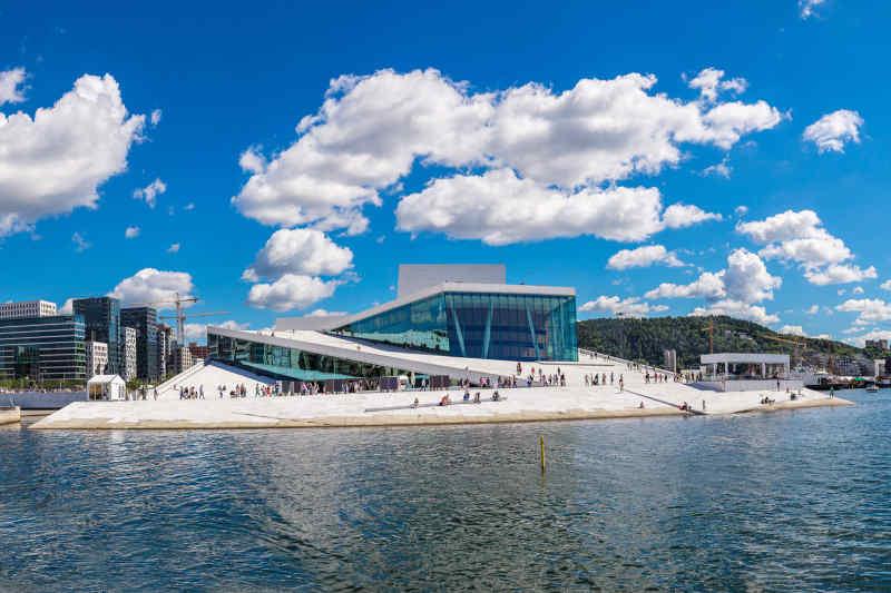 Oslo in Norway