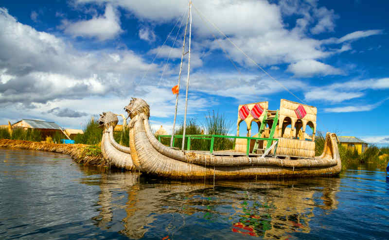 Uros & the Island of Taquile