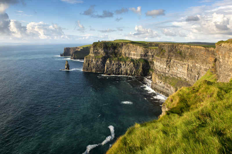 Cliffs of Moher • Clare, Ireland