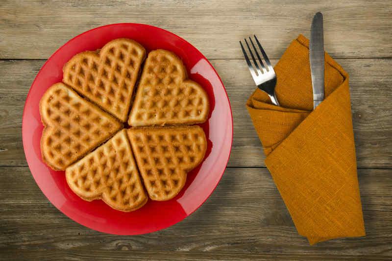 Scandinavian Waffle