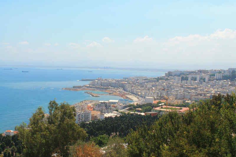 Algeria Barbary Coast