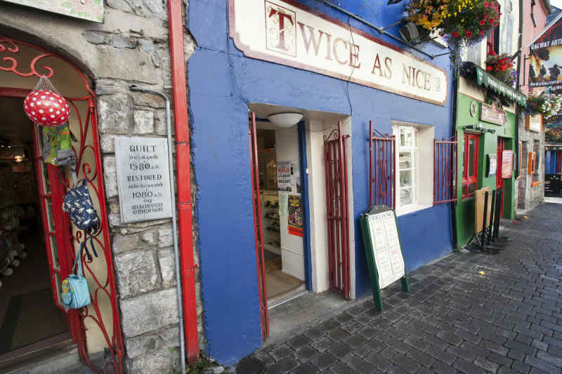 Galway storefront