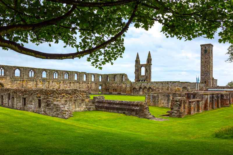 Scotland to St. Andrews