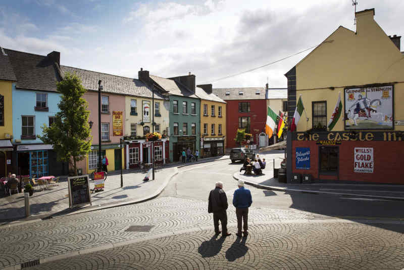 Athlone Streetscape