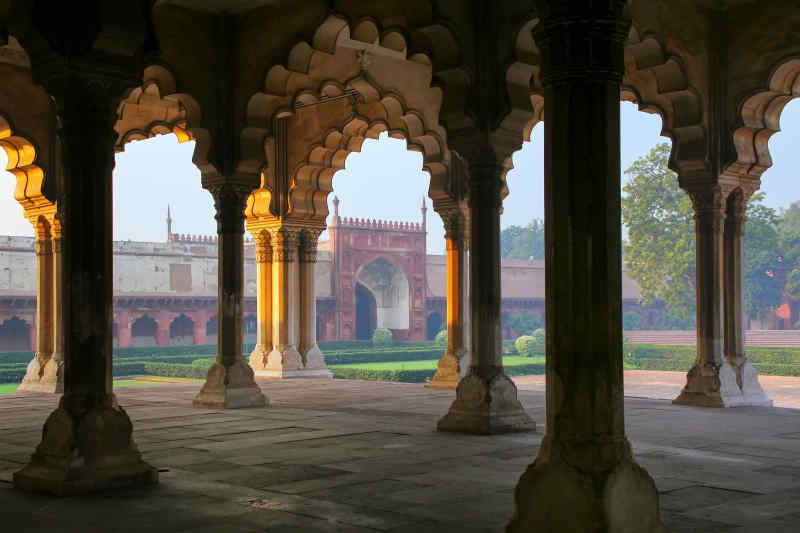 Agra Fort • India