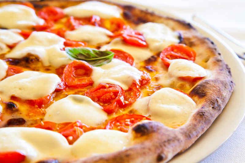 Pizza Napoletana from Campania