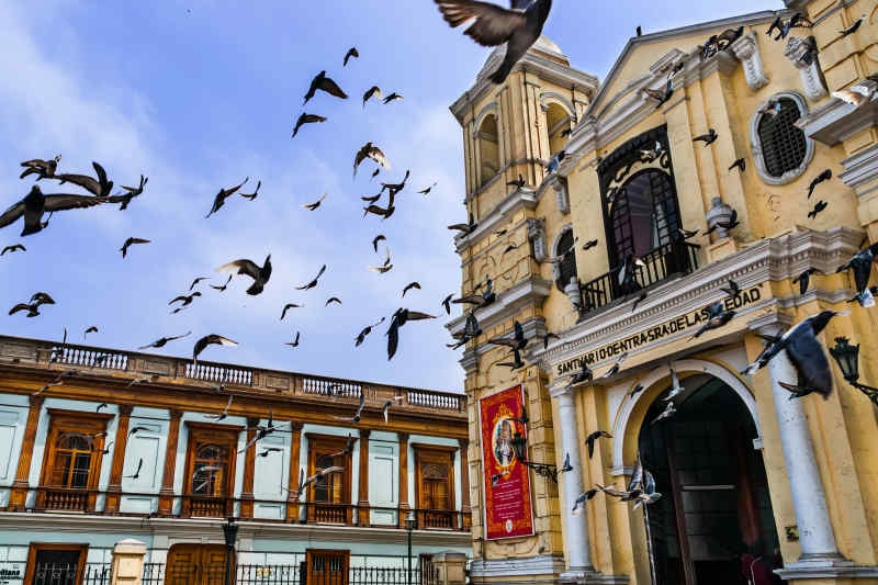 Basilica and Convent of San Francisco, Lima