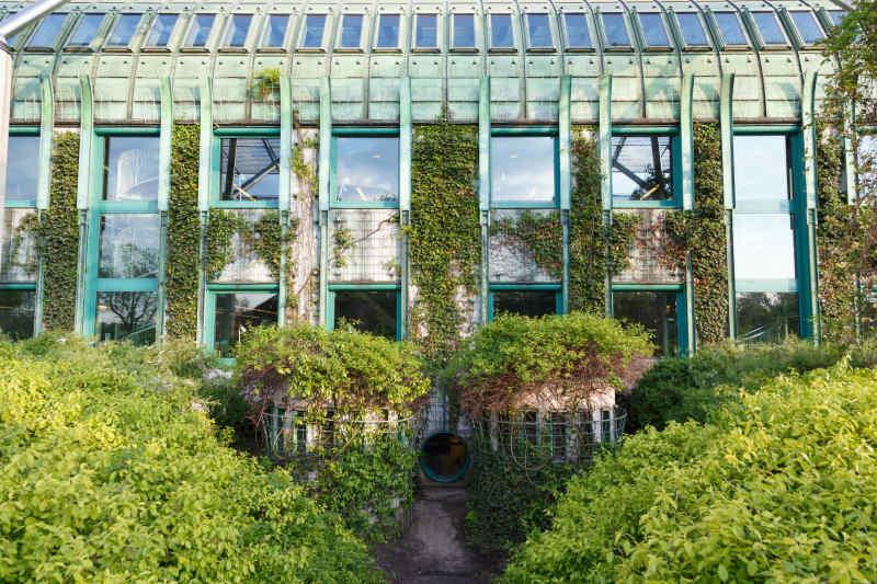 Warsaw University Gardens