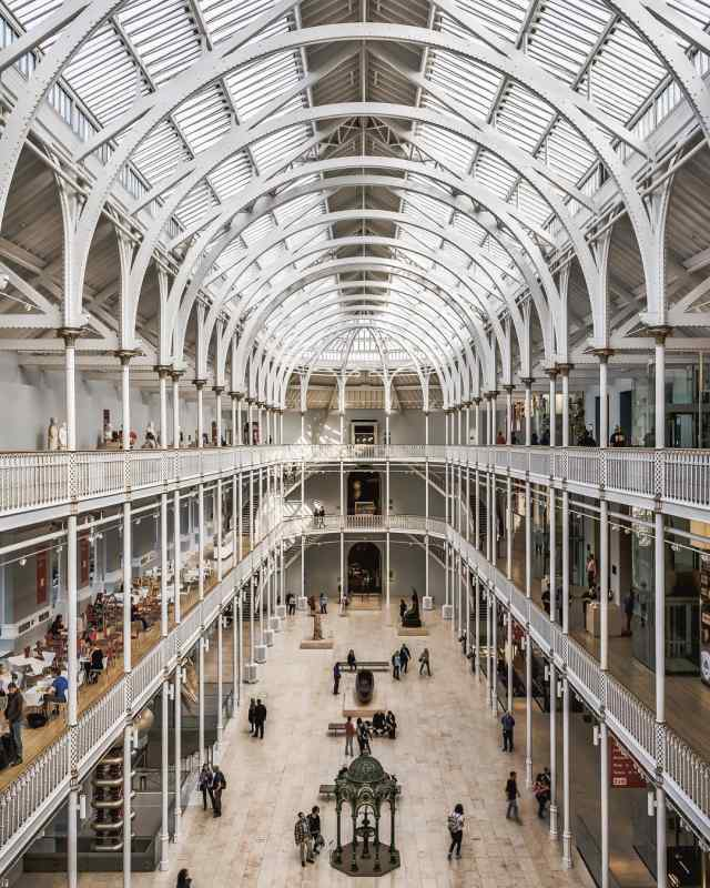 Museum of Scotland, Edinburgh