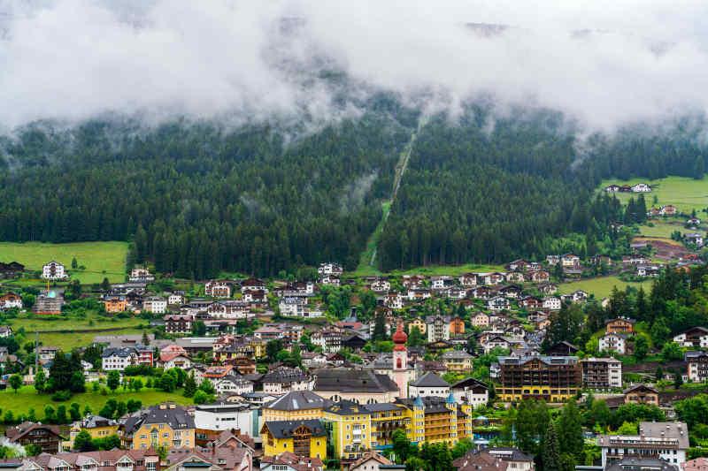 Ortisei, South Tyrol, Italy