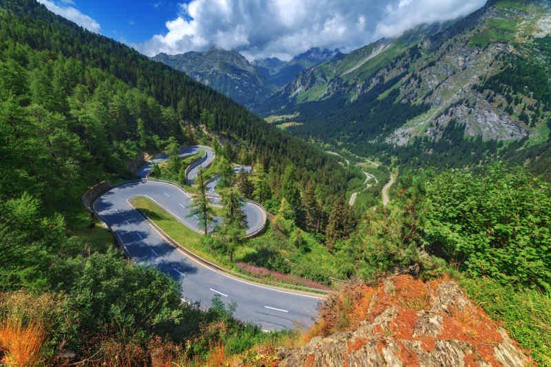 Travel to Switzerland Highlands