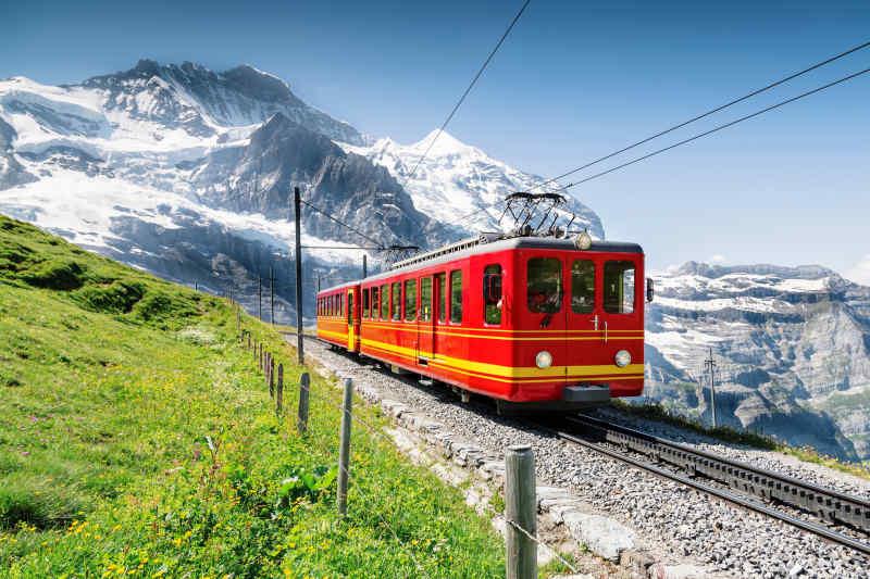 Junfrau mountain