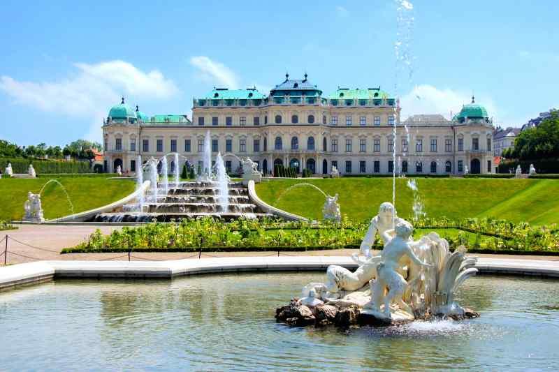 Vienna Palace, Austria