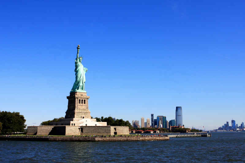 Statue of Liberty • New York, USA