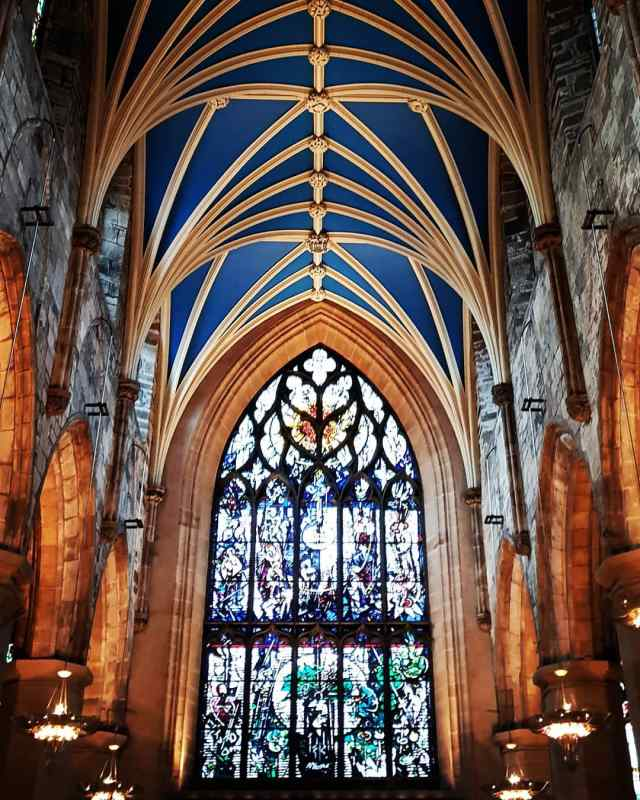 St. Gile's Cathedral, Edinburgh