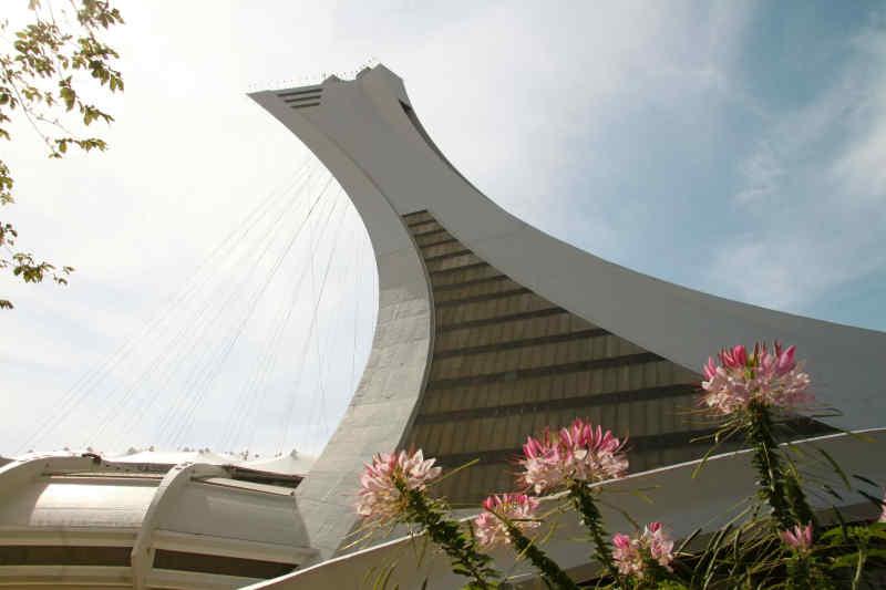 Olympic Stadium • Montreal, Canada