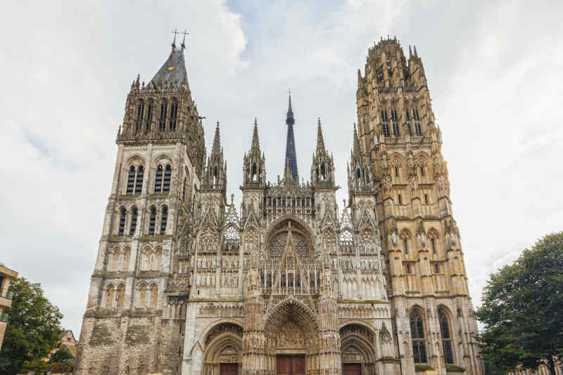 Rouen Cathedral • Rouen, France