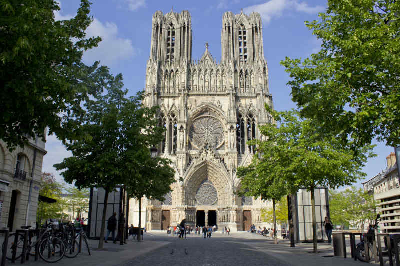 Reims Cathedral • Reims, France