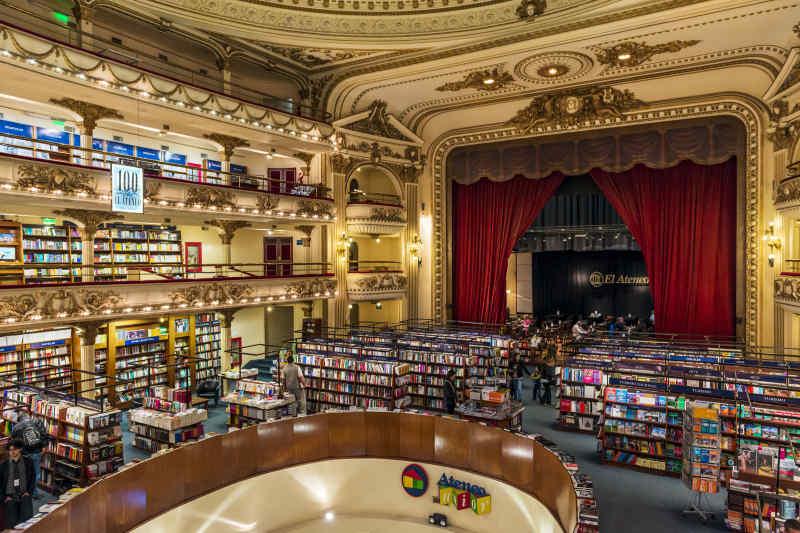 El Ateneo Grand Splendid • Buenos Aires, Argentina