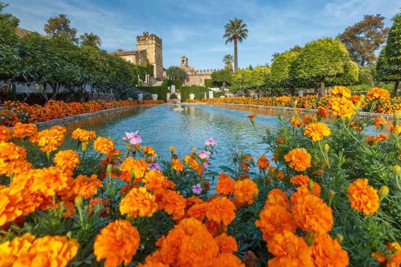 Alcazar los Reyes Gardens