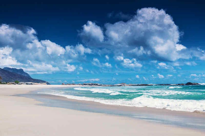 Clifton Beaches in Cape Town