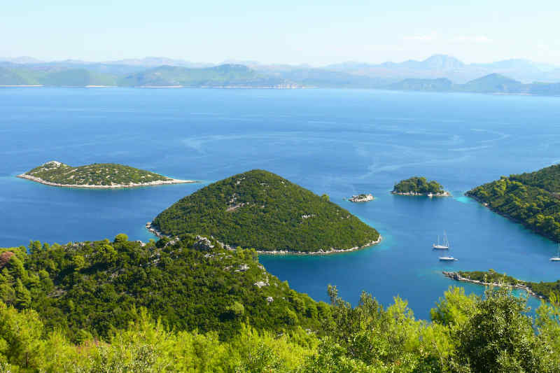 Mljet Islands