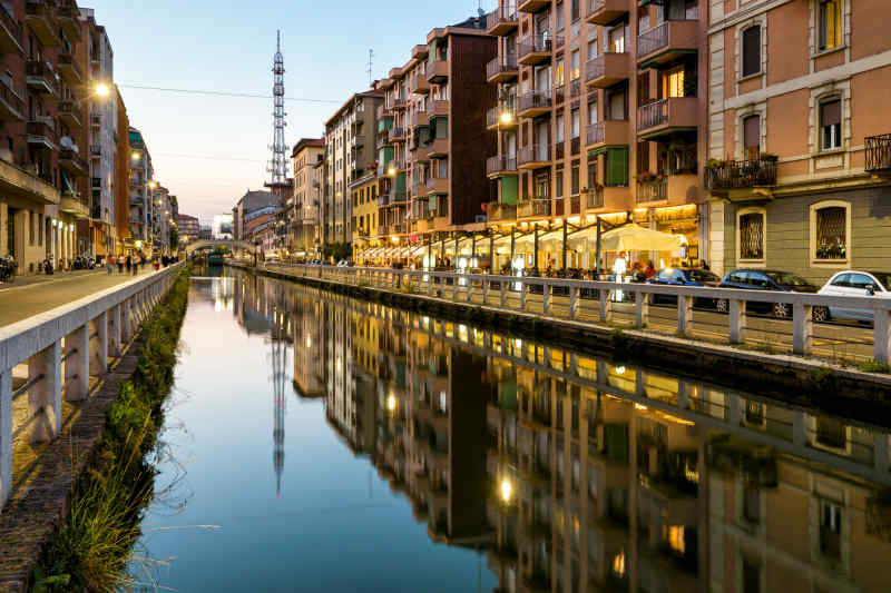 Navigli Grand Canal