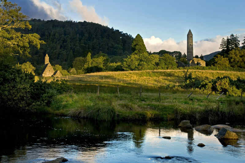 Glendalough County Wicklow, Ireland