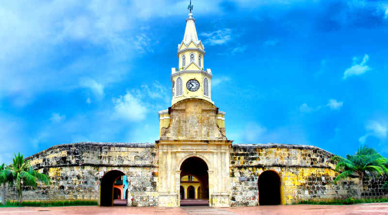 Travel to Cartagena in Colombia