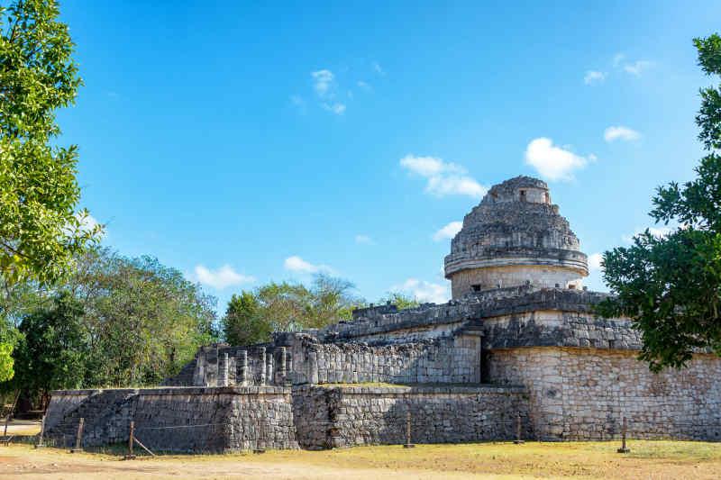 El Caracol • Chichen Itza, Mexico