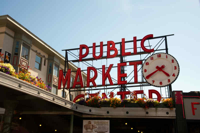 Pike Place Market • Seattle, Washington
