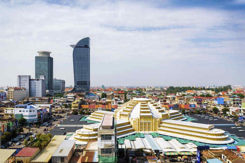 Travel to Phnom Penh Cambodia